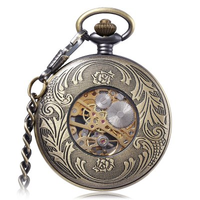 PC27 Vintage Mechanical Hand Wind Pocket WatchPC27 Vintage Mechanical Hand Wind Pocket Watch<br><br>Case material: Alloy<br>Case Shape: Round<br>Dial Diameter: 1.63 inch<br>Dial Display: Analog<br>Dial Window Material Type: Resin<br>Gender: Unisex<br>Movement: Mechanical Hand Wind<br>Style: Antique<br>Product weight: 0.081 kg<br>Package weight: 0.122 kg<br>Product Size(L x W x H): 6.00 x 5.00 x 1.50 cm / 2.36 x 1.97 x 0.59 inches<br>Package Size(L x W x H): 8.50 x 7.50 x 4.00 cm / 3.35 x 2.95 x 1.57 inches<br>Package Contents: 1 x PC27 Vintage Mechanical Hand Wind Pocket Watch