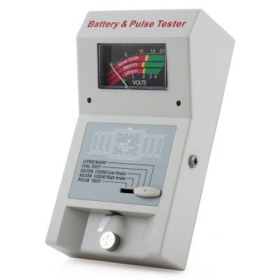 Plastic Watch Battery Tester Repair Tool