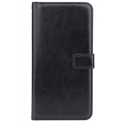 Crazy Horse Series PU Leather Wallet Case
