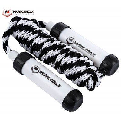 WIN MAX Fitness Training Super Fast Jump Rope with Hose