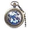 PC26 Vintage Mechanical Hand Wind Pocket Watch