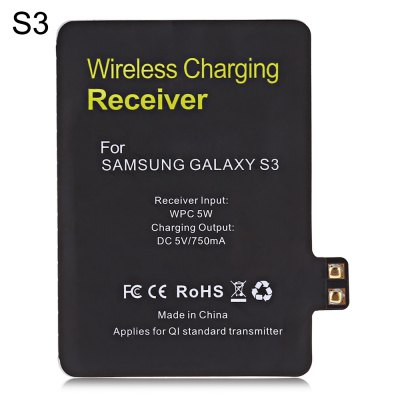 Qi Wireless Charger Transmitter for Samsung Galaxy S3