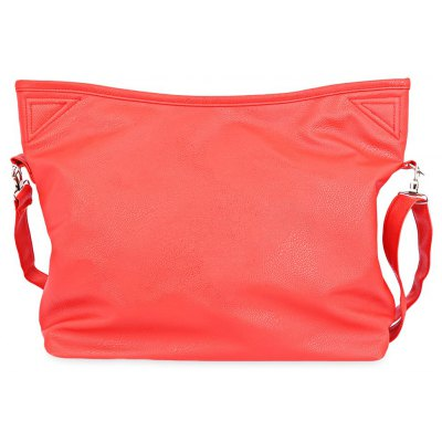 Guapabien Triangle Handbag Tote Shoulder Messenger Crossbody Bag