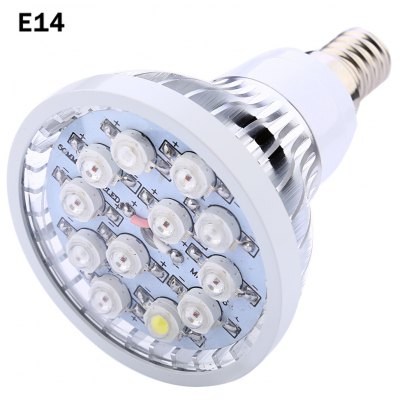 E14 12W AC 85 - 265V LED Mini Grow Light