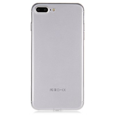 Transparent Soft TPU Back Case for iPhone 7 Plus 5.5 inch