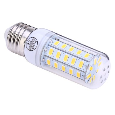 E27 4.5W 400 - 450LM LED Corn LightCorn Bulbs<br>E27 4.5W 400 - 450LM LED Corn Light<br><br>Emitting color: Cold White,Warm White<br>Led Bulb Type: Corn Bulb<br>LED Chip Model: 5730<br>Occasion: Bedroom, Garden, Living Room<br>Package Contents: 1 x LED Corn Light<br>Package Size(L x W x H): 10.00 x 3.20 x 3.20 cm / 3.94 x 1.26 x 1.26 inches<br>Package weight: 0.055 kg<br>Product Size(L x W x H): 9.50 x 2.70 x 2.70 cm / 3.74 x 1.06 x 1.06 inches<br>Product weight: 0.029 kg<br>Support Dimmer: No<br>Voltage: 220V<br>Wattage: 4.5W