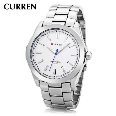 CURREN 8109 Men Quartz Watch