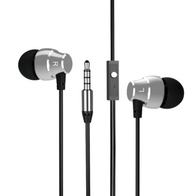 A3 In-ear Sports Headset Line Control Headphone