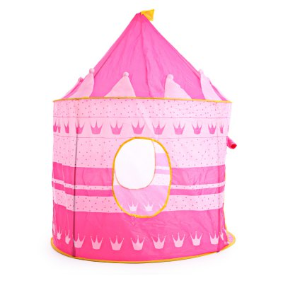 Children Folding Play House Portable Toy Castle Tent bently trade стул y368 white 41488