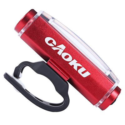 CAOKU HY - LD226 USB Rechargeable Aluminum Alloy Taillight