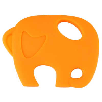 Cartoon Animal Elephant Food Grade Silicone BPA Free TeetherBaby Gear<br>Cartoon Animal Elephant Food Grade Silicone BPA Free Teether<br><br>Material Features: BPA Free<br>Function: Teether<br>Packaging: Single loaded<br>Material: Silicone<br>Suitable Age: Over 3 months<br>Shape: Animal<br>Product weight: 0.042 kg<br>Package weight: 0.053 kg<br>Product size (L x W x H): 9.00 x 0.70 x 7.00 cm / 3.54 x 0.28 x 2.76 inches<br>Package size (L x W x H): 9.50 x 1.20 x 7.50 cm / 3.74 x 0.47 x 2.95 inches<br>Package Content: 1 x Teether