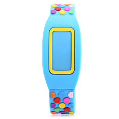 Children Digital WatchKids Watches<br>Children Digital Watch<br><br>Band Length: 7.37 inch<br>Band Material Type: Silicone<br>Band Width: 16mm<br>Case Shape: Rectangle<br>Clasp type: Pin Buckle<br>Dial Diameter: 1.69 inch<br>Dial Display: Digital<br>Dial Window Material Type: Plastic<br>Feature: Date,Led Display,Luminous<br>Gender: Children<br>Movement: Digital<br>Style: Sport<br>Product weight: 0.024 kg<br>Package weight: 0.045 kg<br>Product Size(L x W x H): 23.00 x 4.30 x 0.80 cm / 9.06 x 1.69 x 0.31 inches<br>Package Size(L x W x H): 24.00 x 5.30 x 1.80 cm / 9.45 x 2.09 x 0.71 inches<br>Package Contents: 1 x Kids Digital Watch