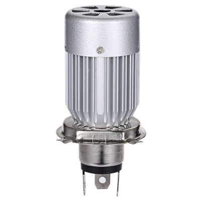 Motorcycle H4 20W Integrated LED Headlight
