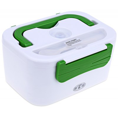 12V Car Double-deck Insulated Lunch Electronic Box