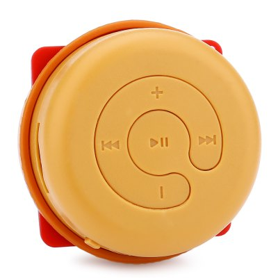 Hamburger Shape Portable MP3 Music Player