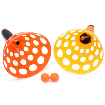 Hongxiang Kids Throwing and Catching Ball Set Handball Toy
