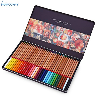 MARCO Renoir 3100 36PCS Colorful Pencil for Painting