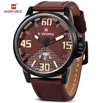 NAVIFORCE 9087 Men Quartz Watch