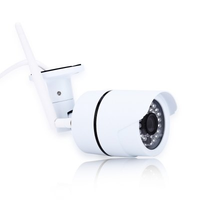 B02W - 720P H.264 Wifi IP Camera Wireless ONVIF Security Cam
