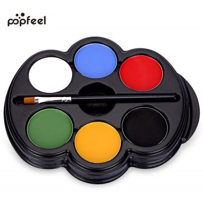 6 Colors Body Painting Pigment