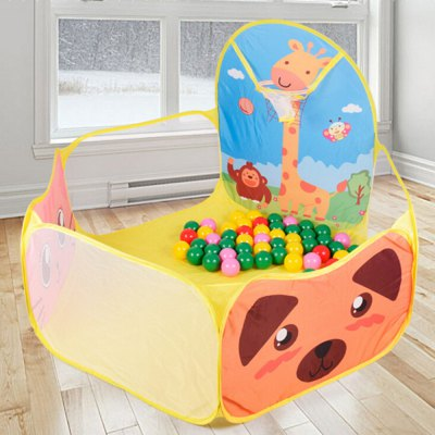 Foldable Ocean Ball Pit Pool Tent