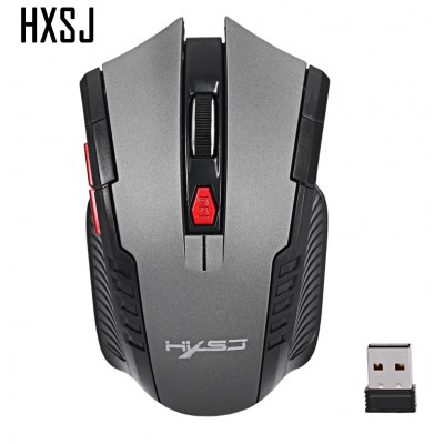 HXSJ X20 2400DPI 2.4GHz Wireless Optical Gaming Mouse