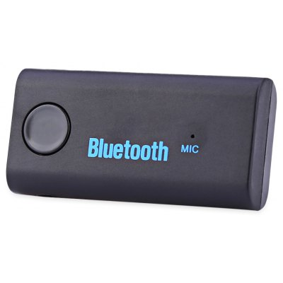 Car Bluetooth Audio Receiver Hands Free Charger