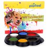 best Popfeel 6 Colors Body Face Makeup Painting Pigment