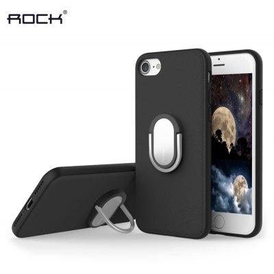 Rock M1 Magnetic Ring Buckle Case for iPhone 7 Plus