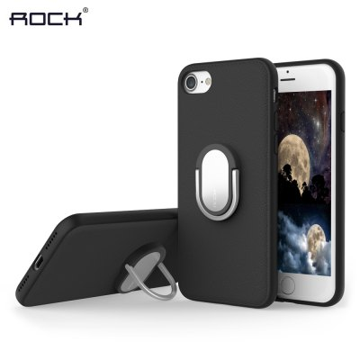 Rock M1 Magnetic Ring Buckle Case for iPhone 7
