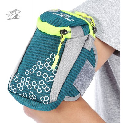 Tanluhu Generic Stylish Arm Wrist Bag Pouch Case for Outdoor Running Sport Fitness
