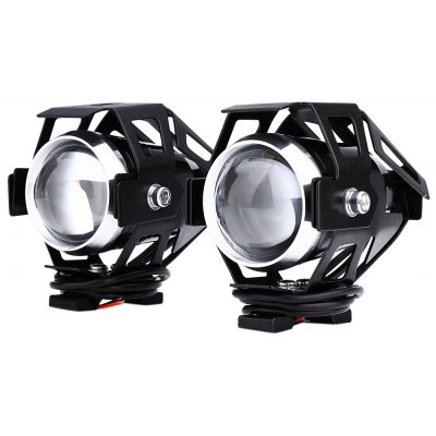 2pcs 125W 12V 3000LM U5 LED Transform Spotlight
