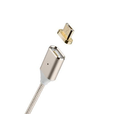 Moizen M2 Magnetic Micro USB Adapter Data Charging Cable