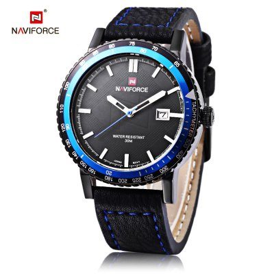 Naviforce 9048 Men Quartz Watch