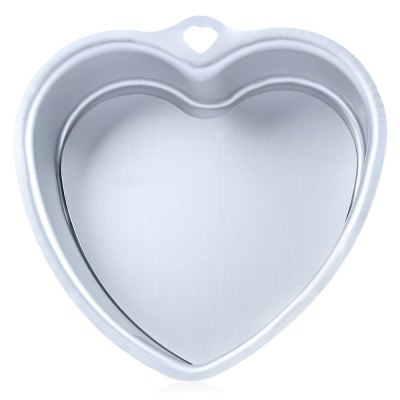 Aluminum Alloy Love Heart Shaped Fondant Cake Mold