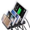 Multifunctional 4 USB 2.4A Output Charging Holder Station deal