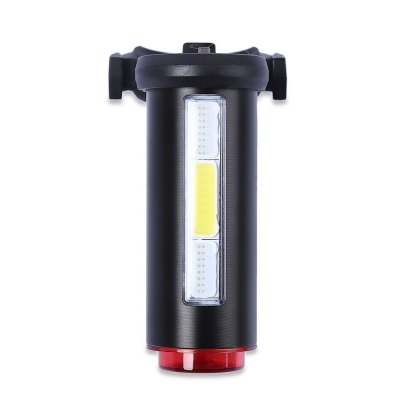 Rechargeable 360 Degree LED Bike Accessory Tail Light