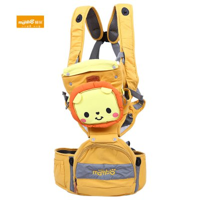 Mambobaby Cartoon Animal Baby Hip Seat Carrier