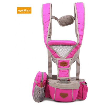 Mambobaby Hip Seat Carrier Waist Stool with Bag