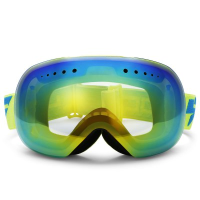 LY - 54 - 1 Ski Goggles Snowboard Spherical Glasses Eyewear