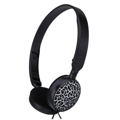 MS - 174 Mini Wired Stereo Music Headset On Ear Headphones
