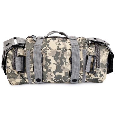 Waterproof Running Camera Photography Tactical PackageWaist Packs<br>Waterproof Running Camera Photography Tactical Package<br><br>Closure Type: Zipper &amp; Hasp<br>External Material: Oxford<br>Gender: For Men,For Women<br>Handbag Type: Backpack<br>Internal Material: Oxford<br>Package Contents: 1 x Bag<br>Package size (L x W x H): 35.50 x 14.50 x 18.50 cm / 13.98 x 5.71 x 7.28 inches<br>Package weight: 0.451 kg<br>Pattern Type: Print<br>Product size (L x W x H): 35.00 x 14.00 x 18.00 cm / 13.78 x 5.51 x 7.09 inches<br>Product weight: 0.430 kg<br>Size(CM)(L*W*H): 35.00 x 14.00 x 18.00 cm / 13.78 x 5.51 x 7.09 inches<br>Style: Casual