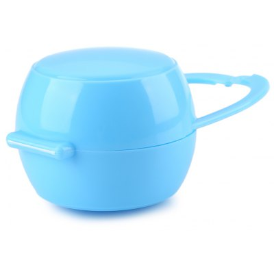 Baby Practical Drum Shape Geometric PP Pacifier Box