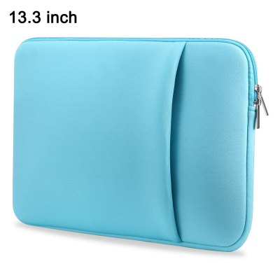 Foam Fabric Laptop Sleeve for MacBook Pro Retina 13.3 inch