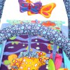 Baby Soft Sea World Play Mat Gym Blanket with Frame photo