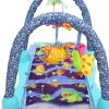 best Baby Soft Sea World Play Mat Gym Blanket with Frame