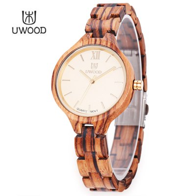 UWOOD UW - 1003 Women Quartz Watch
