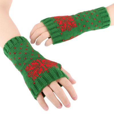 Women Christmas Gloves