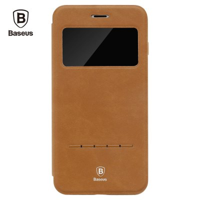 Baseus Simple Series PU Leather Cover for iPhone 7 Plus