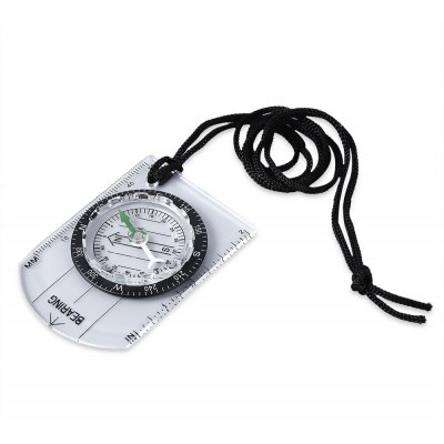 DC35 - 1B Mini Compass with Map Ruler